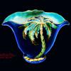 Rare Beswick Palm Tree Vase #1069