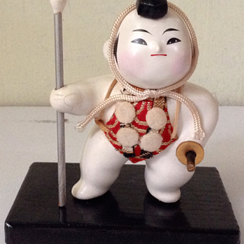 Cute Japanese Doll - Dolls