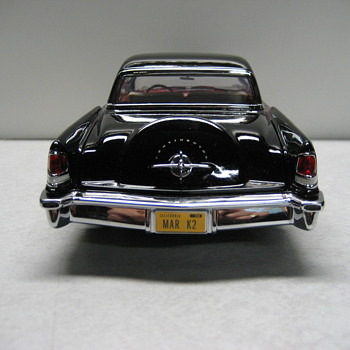 1956  Continental Mark II Die-Cast Replica  - Model Cars