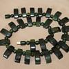 Green Bakelite Necklace