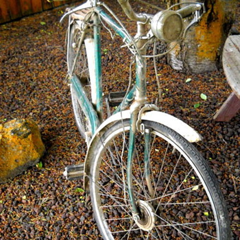 Vintage Rudge Whitworth Bike - Outdoor Sports