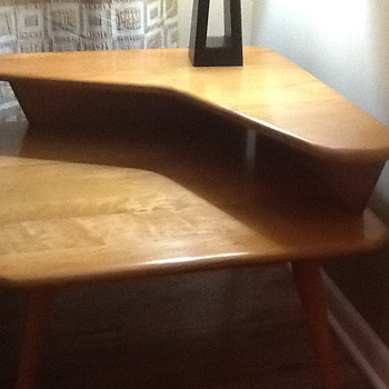 Heywood Wakefield Boomerang Table