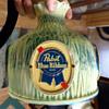 Vintage Pabst Lamp Shade