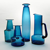 CAPRI vases and jug, Jacob E. Bang (Kastrup, 1961)