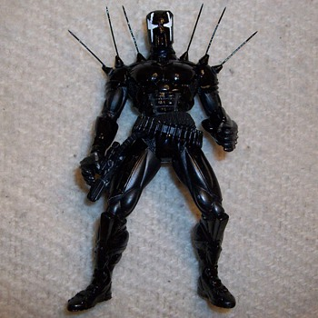 Grendel Prime Action Figure (Customized) - Toys