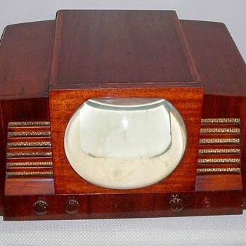 Rare 1940's Temple television