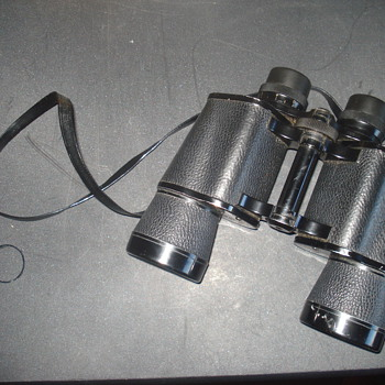SCOPE Stereo blue Coated optics binoculars  7X50 376 ft at 1000yds No. T-12483 - Tools and Hardware