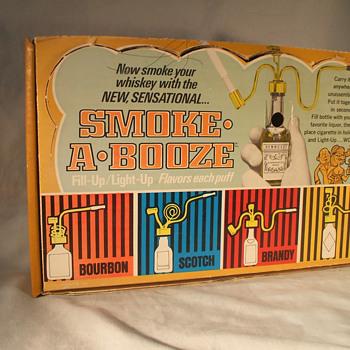 SMOKE A BOOZE