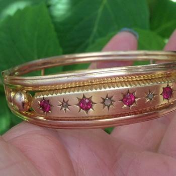 Victorian Bracelet - Victorian Era