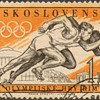 "1960 - Czechoslovakia ""Olympic Games"" Postage Stamps"