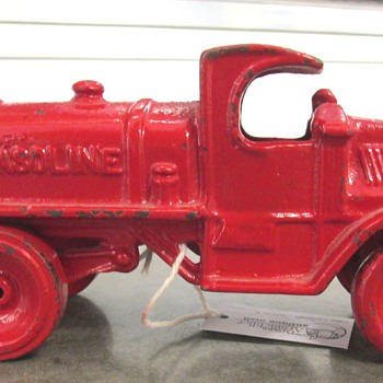 Mack Truck Fantasy  Cast Iron