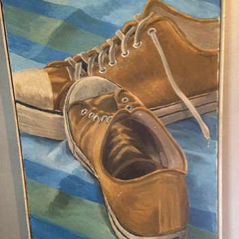 Sneakers - Visual Art