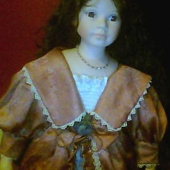 my unknown doll - Dolls