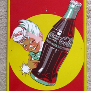 Coke is it! Need more info on it.