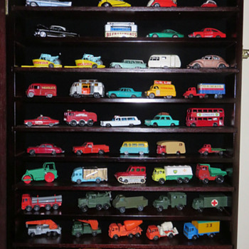 My Matchbox Collection - Model Cars