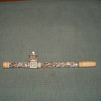 Chinese Opium Pipe - Tobacciana
