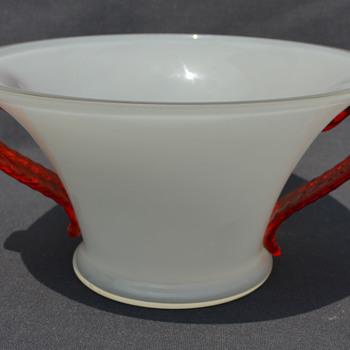 Kralik bowl with handles