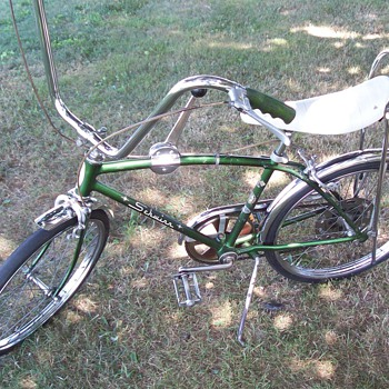 1968 Schwinn Stingray Fastback - Outdoor Sports
