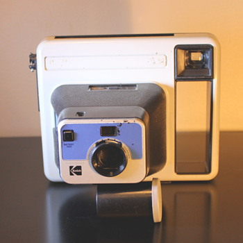 Kodak EK2 The Handle
