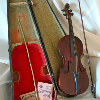 Grandpa's Violin - Musical Instruments
