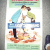 Disney&#039;s &quot;The ugly Dachshund&quot; One Sheet Movie Poster Lithograph