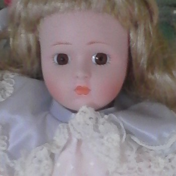 Little Porcelain Dolls - Dolls