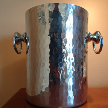 MAUVIEL FRANCE --ALUMINIUM WINE BUCKET - Kitchen