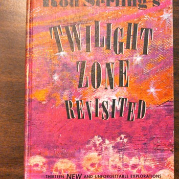 Cool Twilight Zone Book