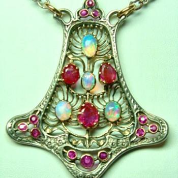 Karl Rothmueller Pendant - Fine Jewelry