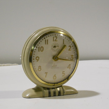 Lux Chilton Alarm Clock - Clocks