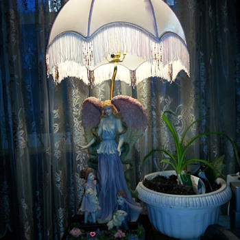 OK Victorian Fairy Lamp - Lamps