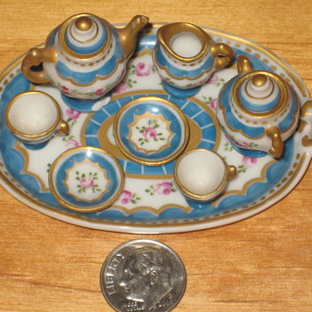 Mini Tea set #2