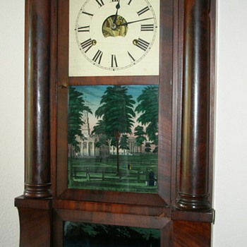 New Haven Wall Clock - Clocks