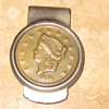 1845 Kellogg &amp; Co. money clip