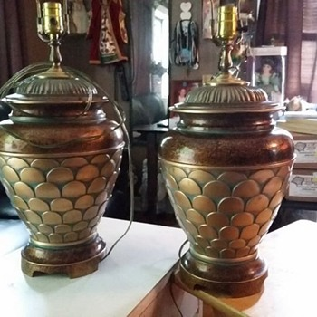 Falkenstein lamps that need more info