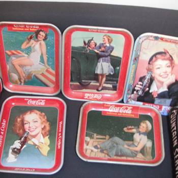 Coke Trays - Coca-Cola
