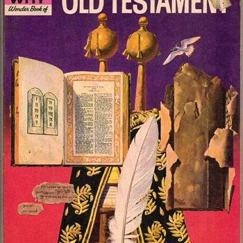 1964 - The Old Testament - Book - Books