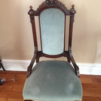 Can you help identify what type of chair this is?