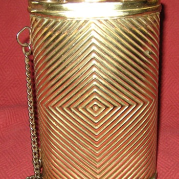 19th Century French Made Foot Warmer