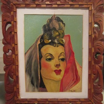 Oil Painting - Visual Art