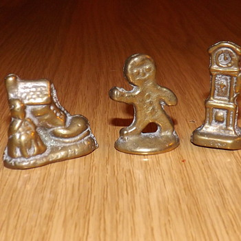 BRASS MINIATURES