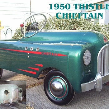 Restored 1950 Thistle Chieftain