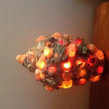 Mystery lamp