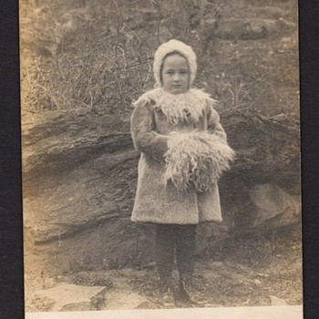 SENT TO WAVERLEY, OHIO, December  16 1907..I LOVE THIS ONE!!!