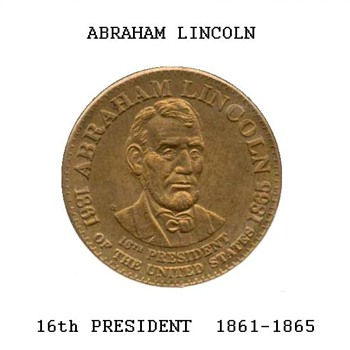 Shell Oil Co. - Abraham Lincoln Medal