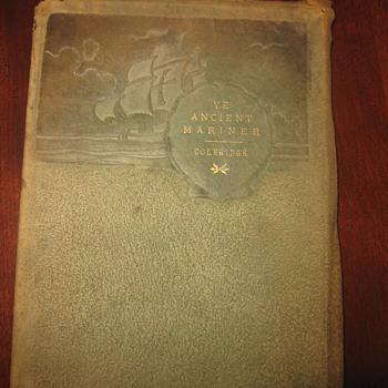 Roycroft Press...Ye Ancient Mariner - Arts and Crafts