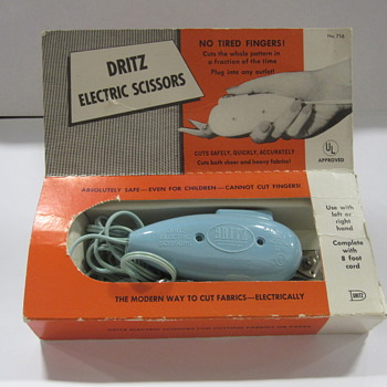 Dritz Electric Scissors - Sewing