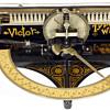 Victor typewriter - 1889