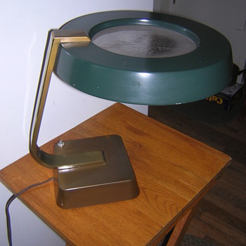 Mid Century Modern Designer Excutive Desk Lamp