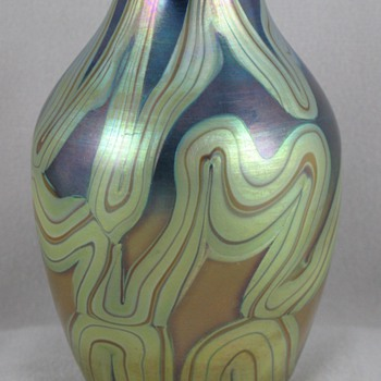 American Studio Glass?  Tiffany?  Other?   All Opinions Welcome - Art Glass